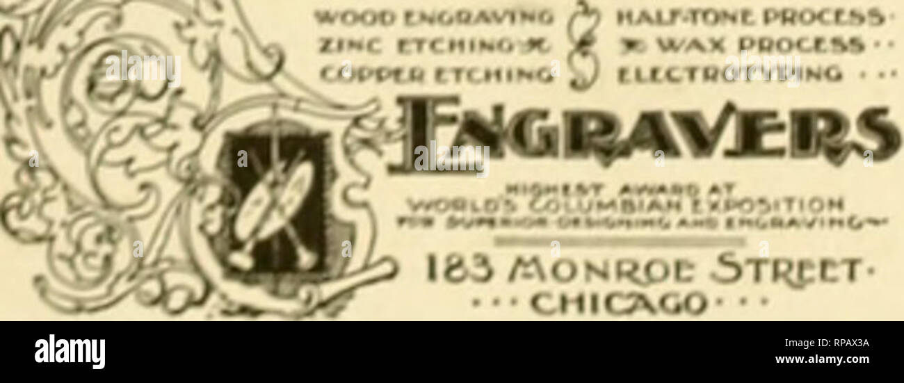 """. The American florist : a weekly journal for the trade. Floriculture; Florists. 'c5-Manz f-^ COMPANY' R WAX ppocca* • ? ICCTROTYPfNO ? ••. Ifc5 AON(tOC 6TRFCT- ? • CHICAGO ' Standard Flower Pots. 10 [M<r oont. orr tnr cxjih with order. Hponlal dl»- 1^- nrjunt on Imrica oMcni, Wo curry n Inrui; nUxrk on nan'1 or ifo«i CU >.» »U> 4.00 iOO 7.a fOO irlnoli (Mjlii, p«ir IdUU C'.' IIJ 7 •• •• »'..(«l H •• """" turn V """" •' i/>.uo lu '? p«r lou 10 gu II •• ?• 16.00 II """" •• ajii) II to ID )'. t:. Ill AddrcM HILFINGER BROS. POTTERY, .... FOKT eUWARD, N. V. AataM ll»lk«r * Hna.  - Stock Image"""