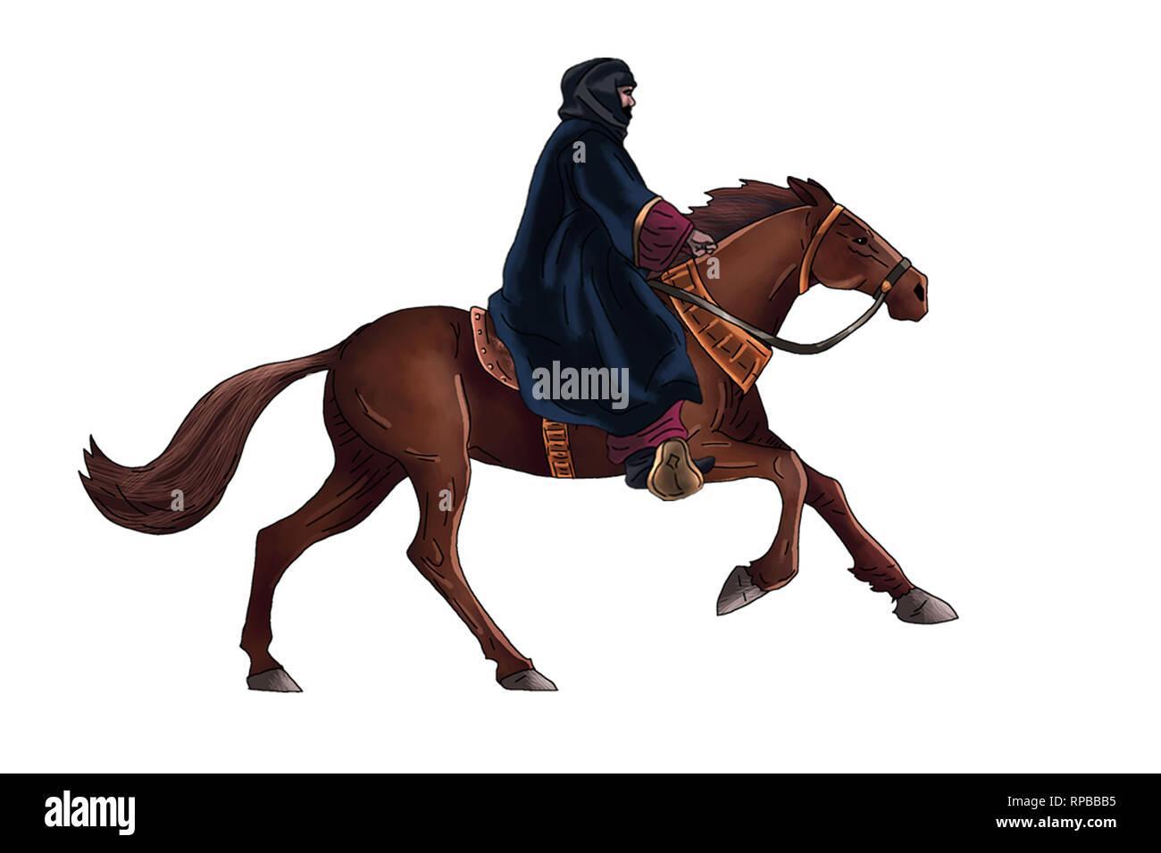 arab people - Stock Image