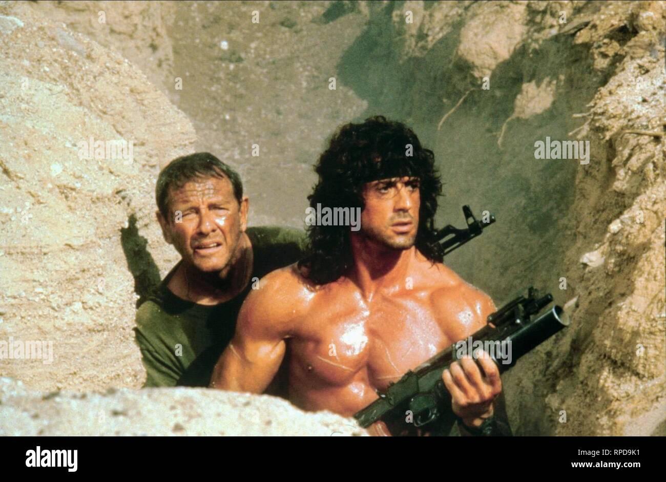 Rambo Iii High Resolution Stock Photography And Images Alamy