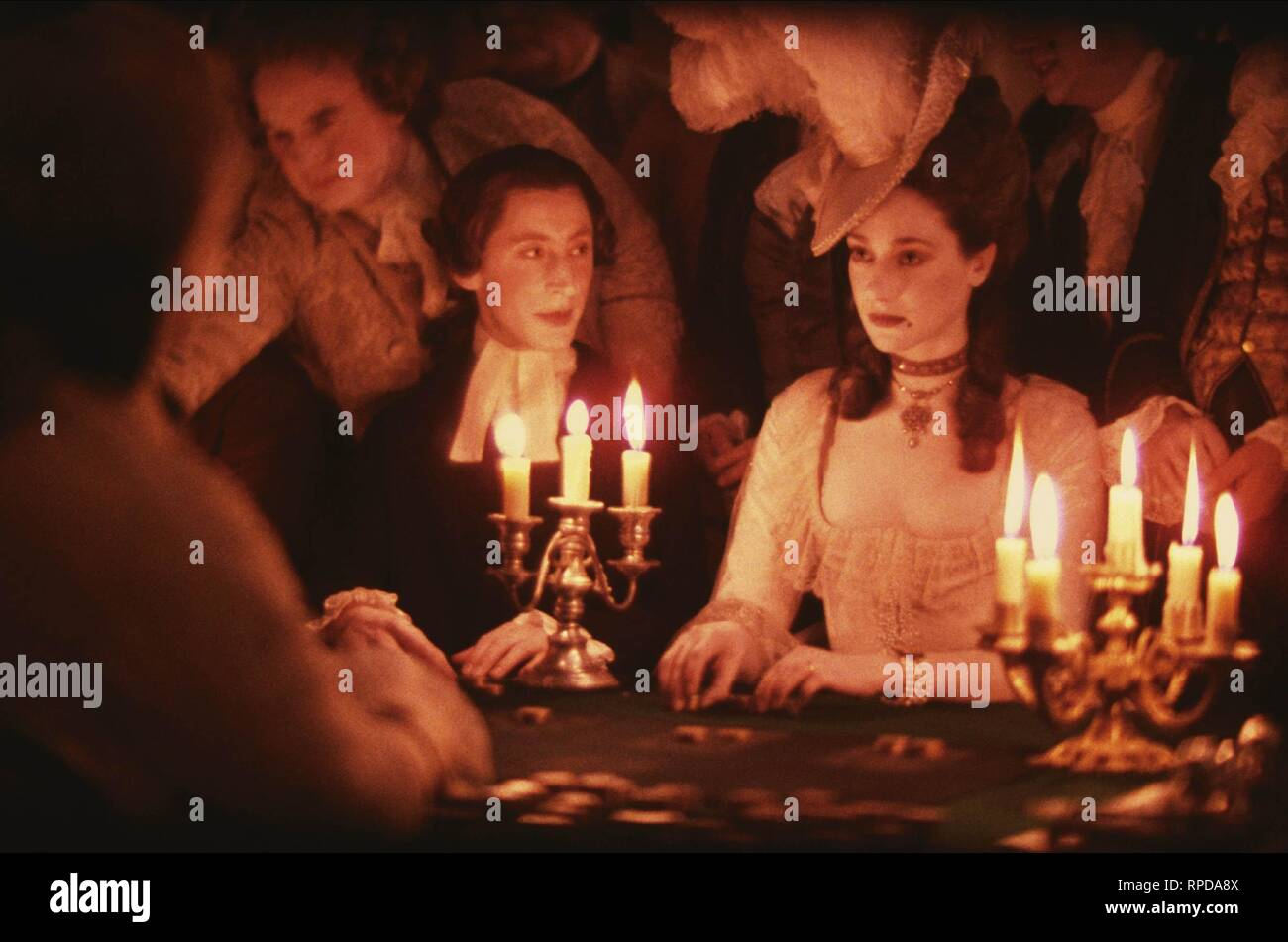 MARISA BERENSON, BARRY LYNDON, 1975 - Stock Image
