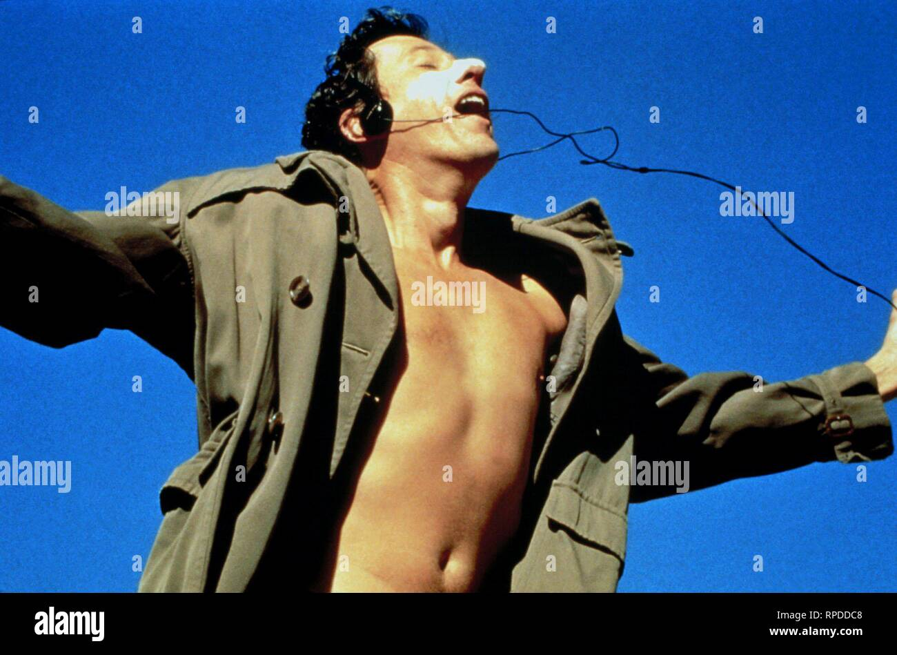 GEOFFREY RUSH, SHINE, 1996 - Stock Image