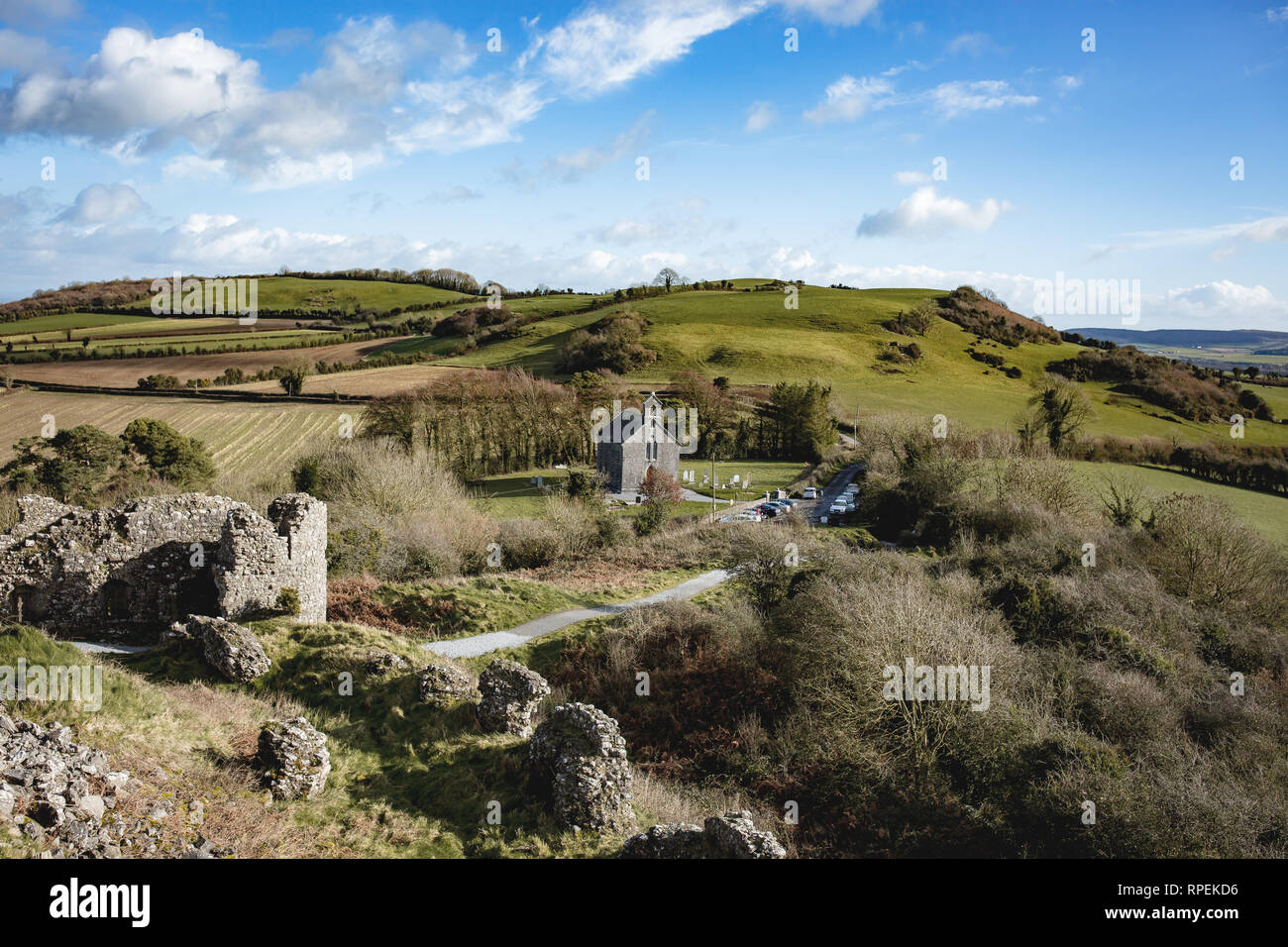 Ballintubert   Gardens & House   Ireland
