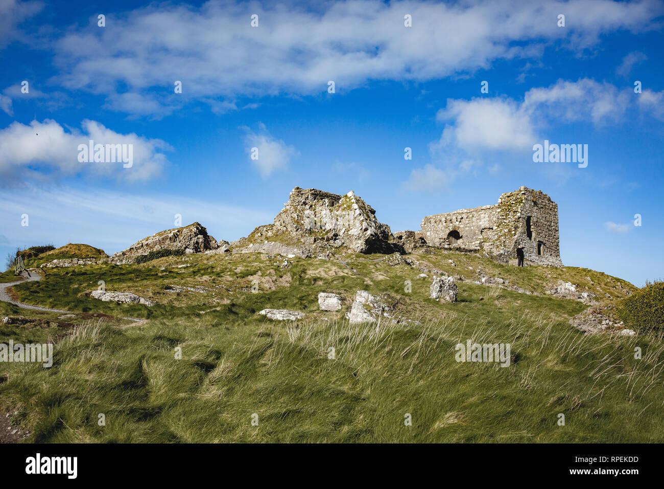 The Slieve Bloom mountains - Outdoor activities, heritage