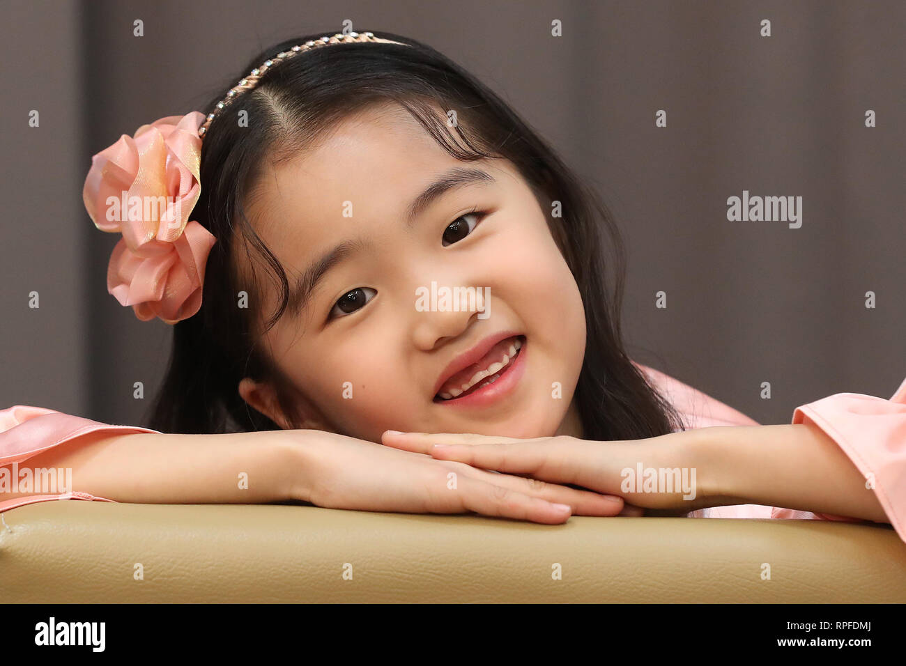 22nd Feb, 2019  S  Korean actress Oh Ah-rin South Korean