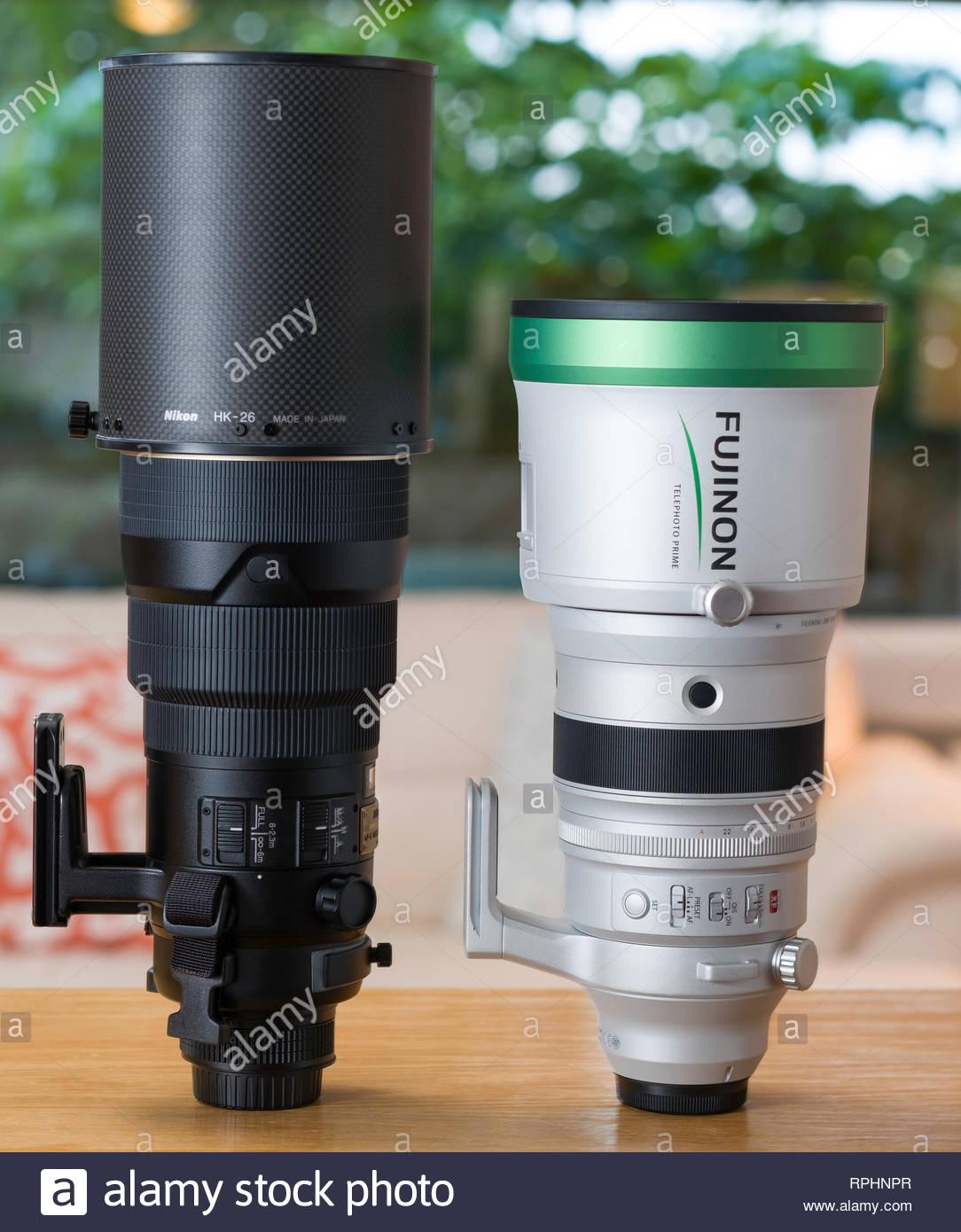 Original Nuevo Nikon HS-12 Parasol para AI-S 50mm f//1.2