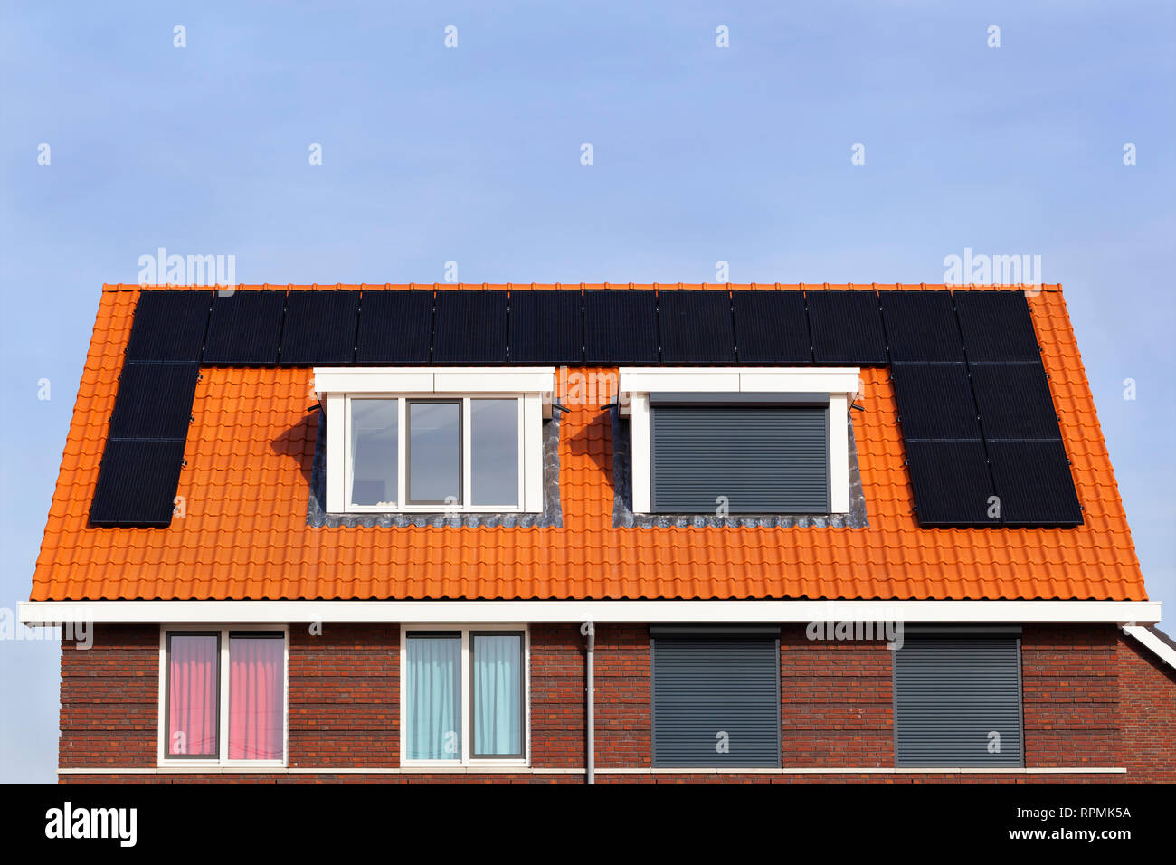 Neighbors With Different Lifestyles In The Netherlands