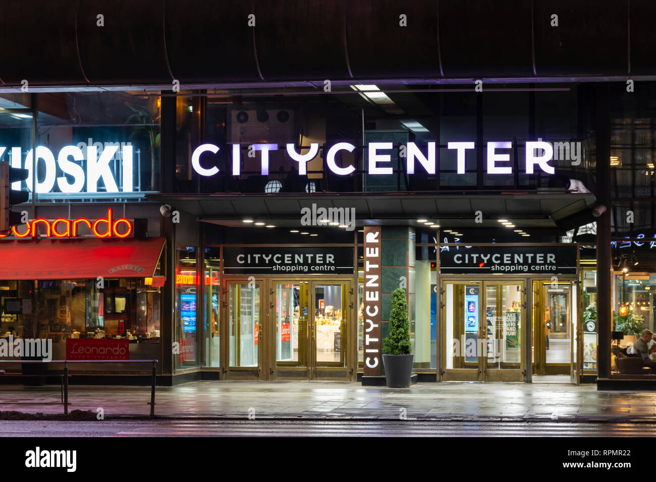 Citycenter Stock Photos & Citycenter Stock Images - Alamy