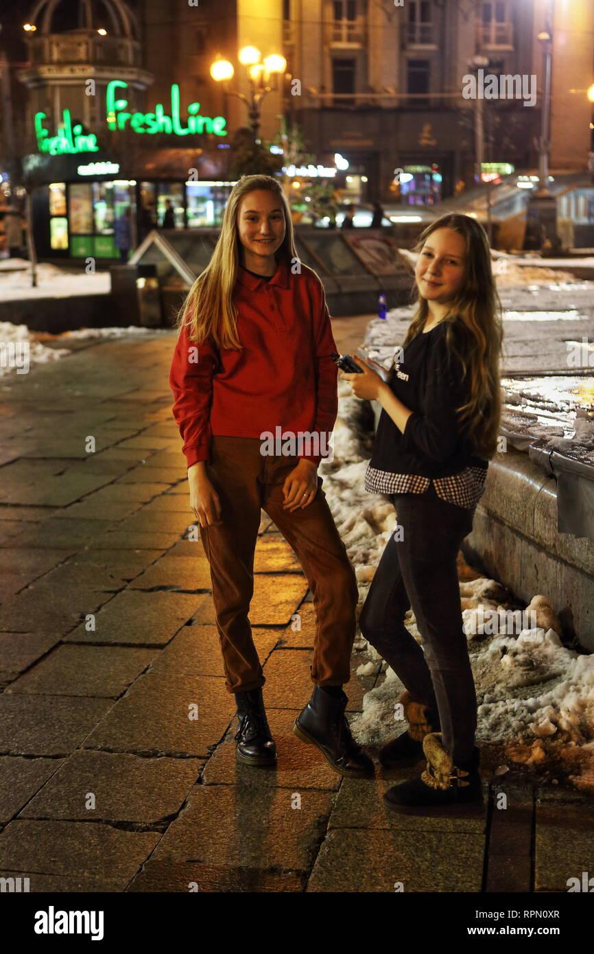 Geile teenager girls