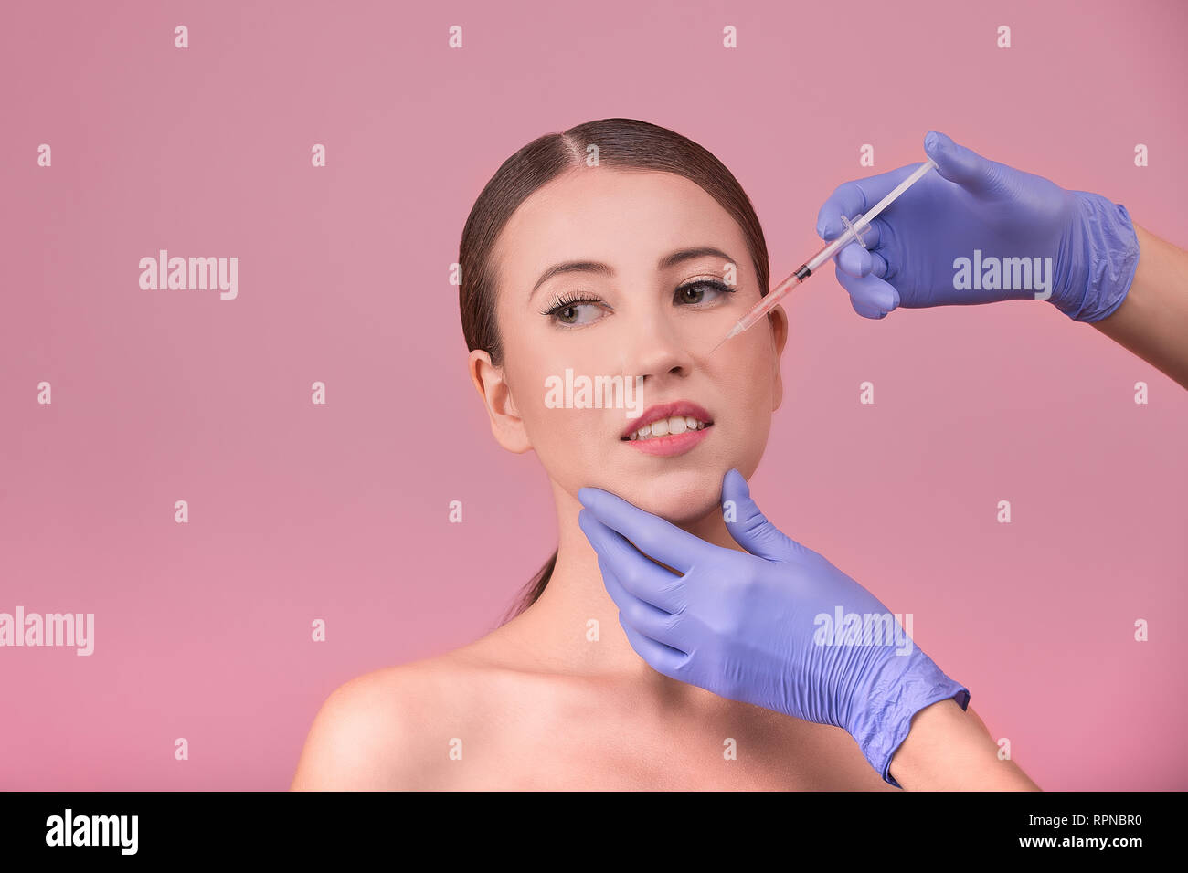 Upper Lips Stock Photos & Upper Lips Stock Images - Alamy