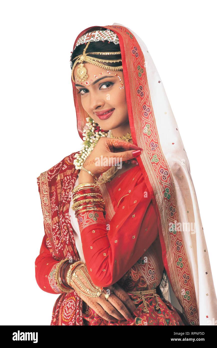 Gujarati Dress Stock Photos & Gujarati Dress Stock Images - Alamy