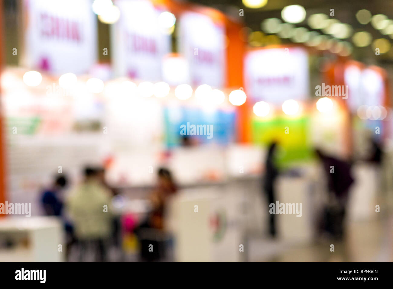 Abstract blur image of retail shop at indoor day market for background usage. - Stock & The Retail Tent Stock Photos u0026 The Retail Tent Stock Images - Page 2 ...