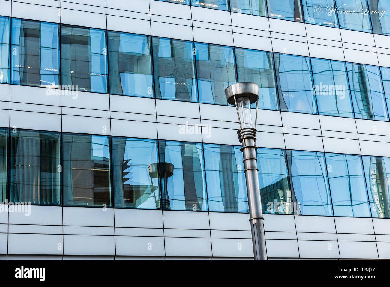 City of Brussels / Belgium - 02 15 2019: Abstract
