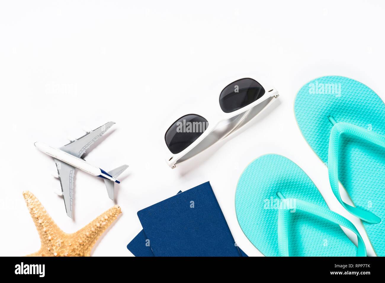 821c95dfa352b Blue flip flops