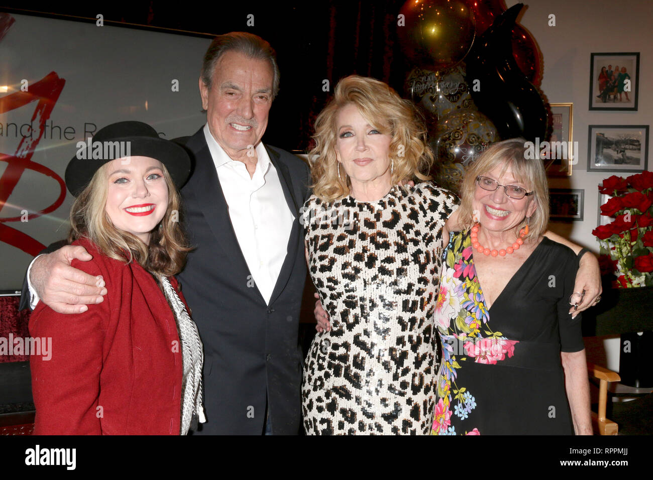 Page 3 Eric Braeden High Resolution Stock Photography And Images Alamy She is also known as the wife of the famous actor, eric braeden. https www alamy com los angeles ca usa 20th feb 2019 los angeles feb 20 conci nelson eric braeden melody thomas scott kay alden at the melody thomas scott celebrates 40 years on yr event at cbs television city on february 20 2019 in los angeles ca credit kay blakezuma wirealamy live news image237756362 html