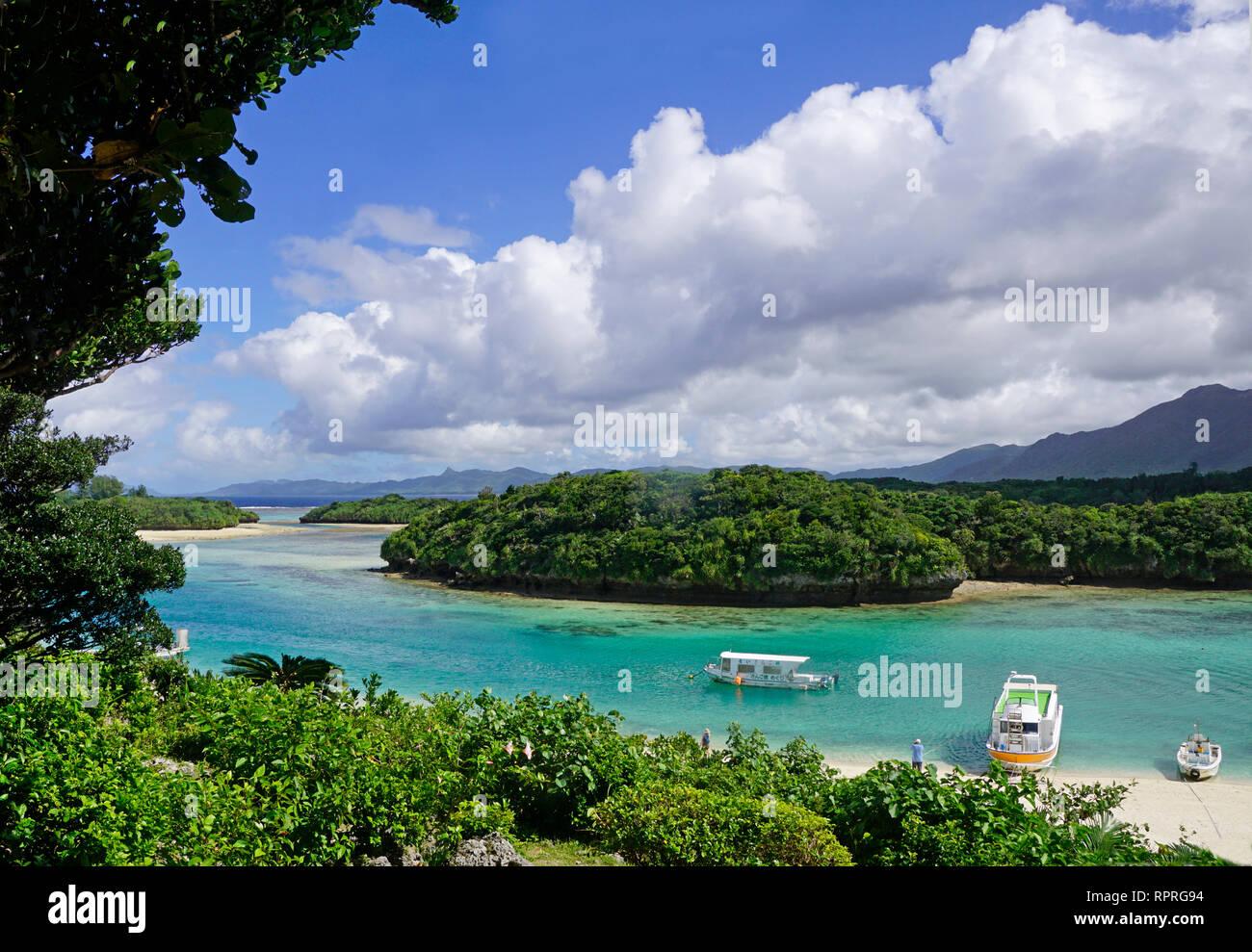 Ishigaki Island, Okinawa, Japan - Stock Image