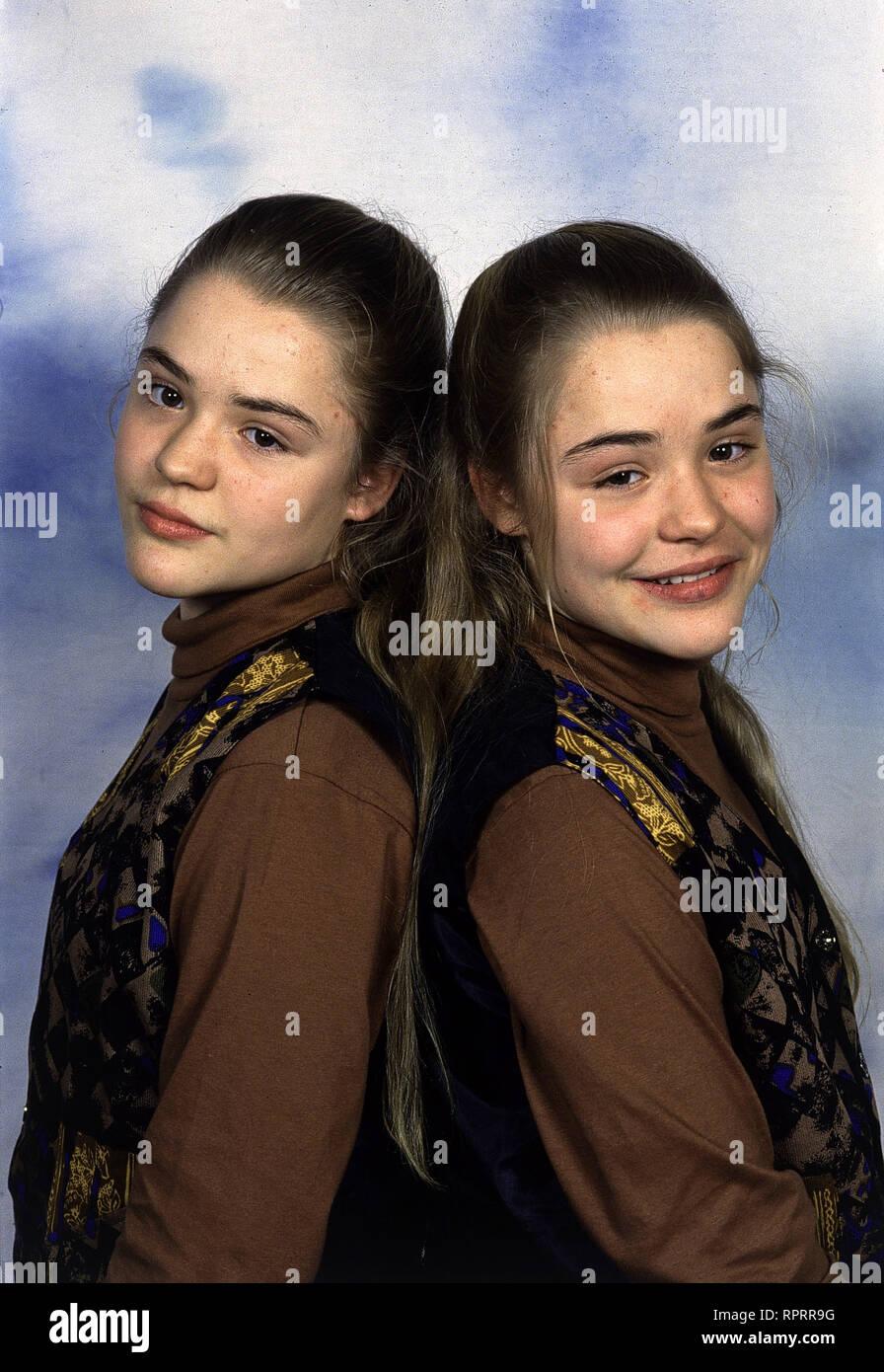 die zwillinge ashley und alicia