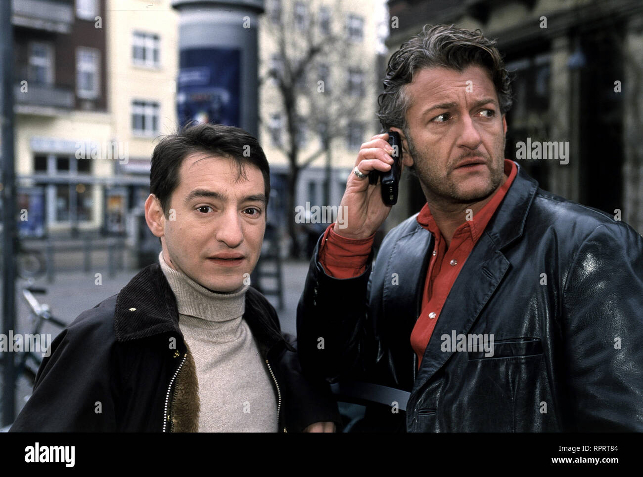 Tatort Zahltag D 2001 Kommissar Felix Stark Boris Aljinovic