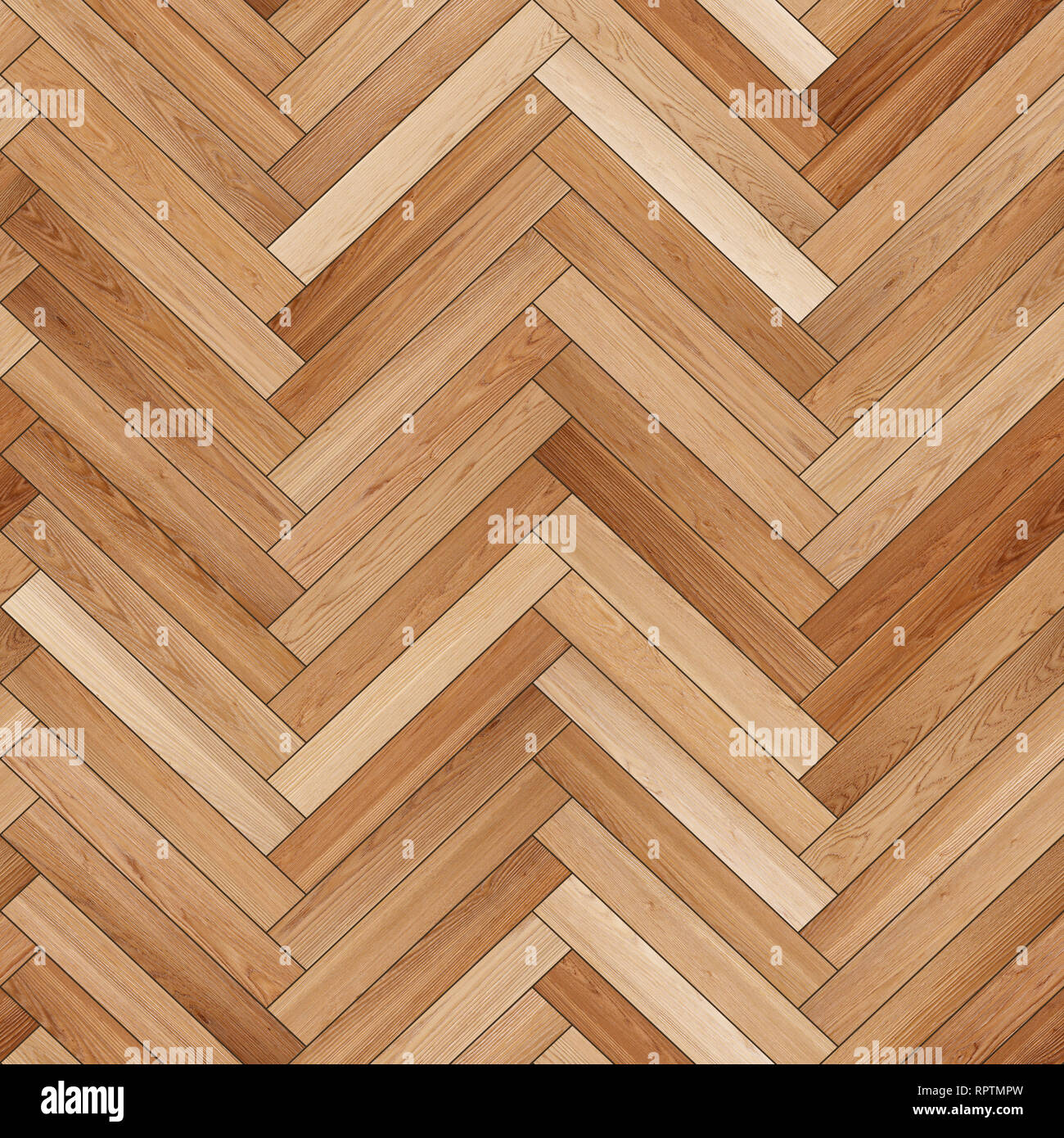 Small Pattern Of Seamless Wood Parquet Texture For Render Interior