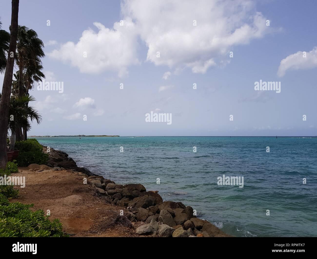 Aruba Landscape Stock Photos & Aruba Landscape Stock Images - Alamy