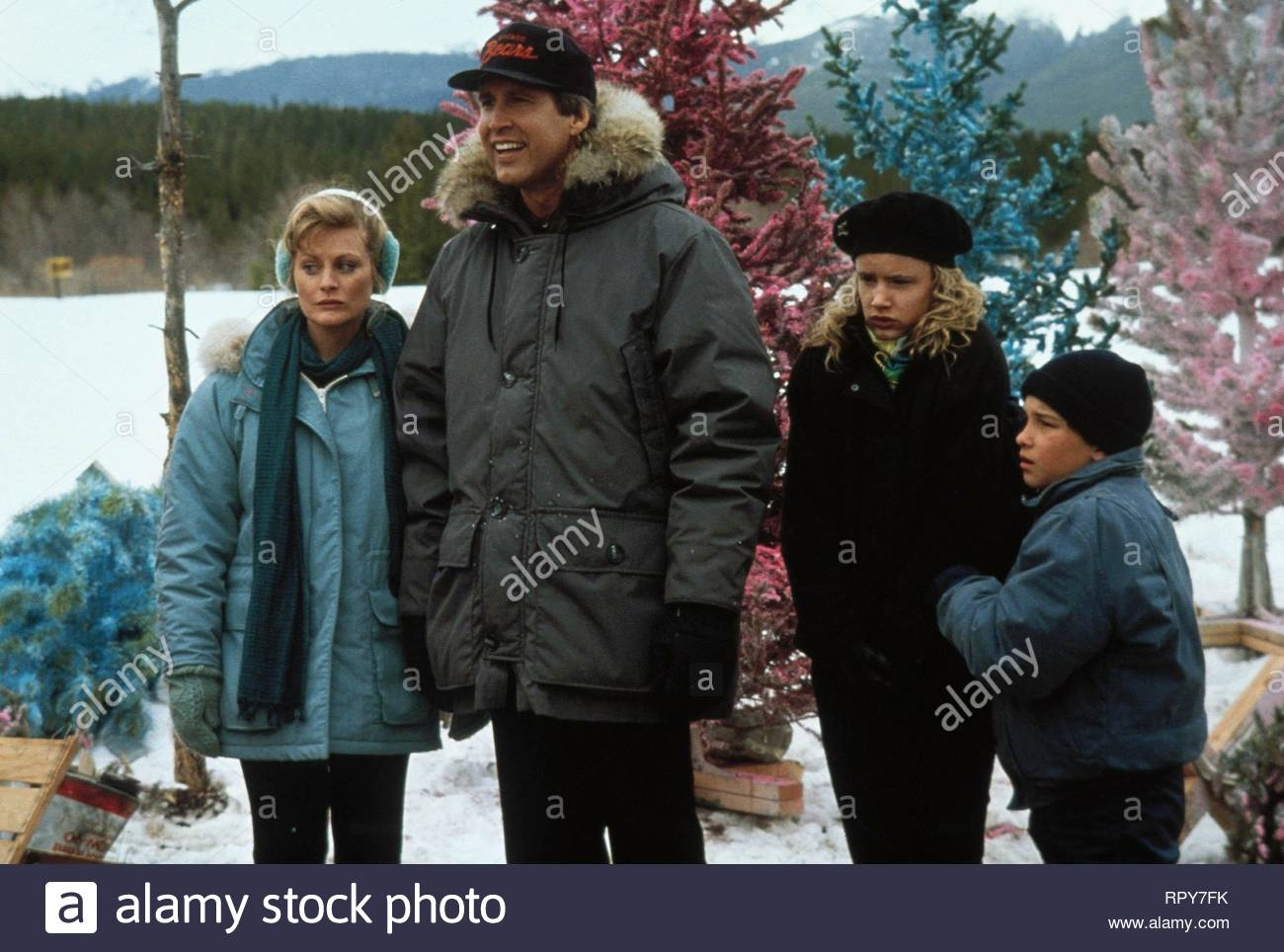Johnny Galecki Christmas Vacation.Lampoons Stock Photos Lampoons Stock Images Alamy