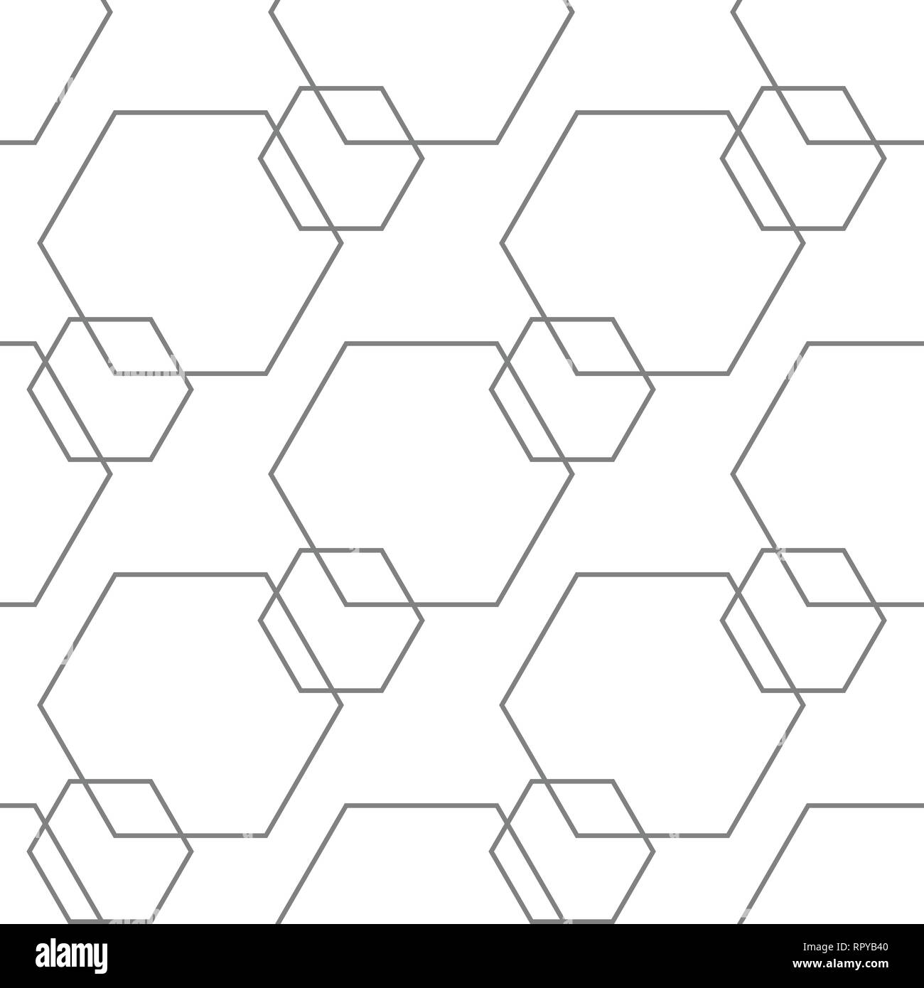 Abstract seamless pattern, minimal geometric background. repeatable texture. - Stock Image