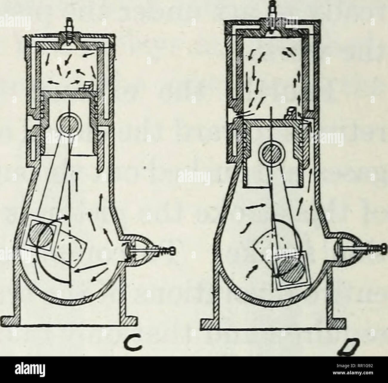 two stroke cycle engine its development operation and design