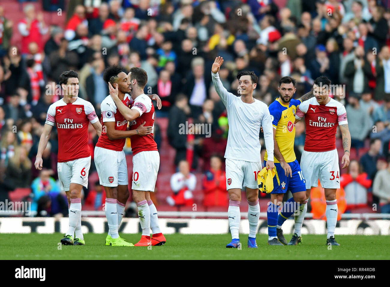 Mesut Ozil 2017 High Resolution Stock Photography And Images Alamy