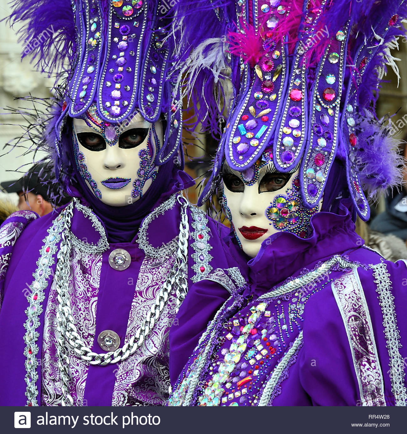 Venice, Italy  24h Feb 2019  Venice Carnival 2019  This