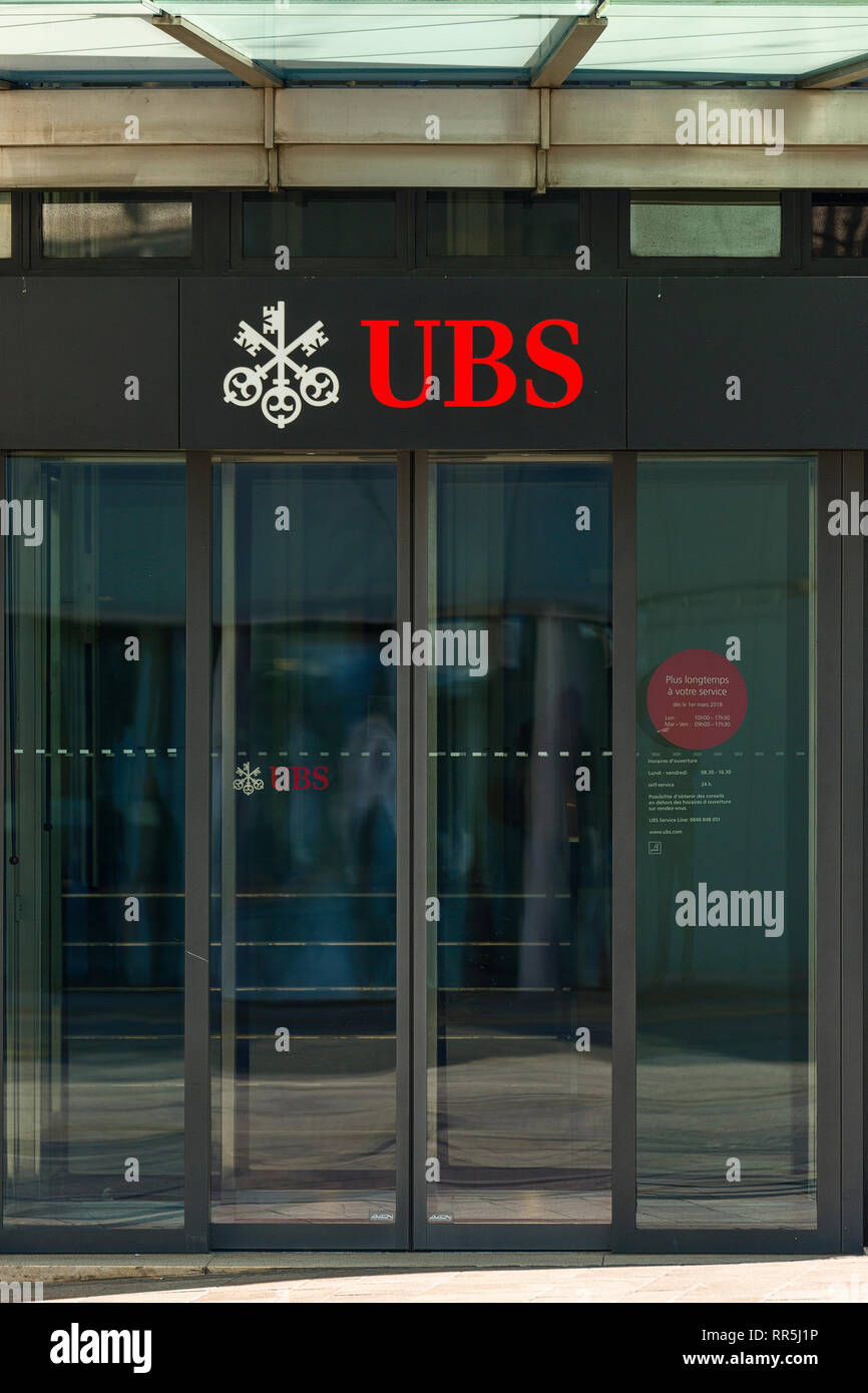 Geneva Ubs Stock Photos & Geneva Ubs Stock Images - Alamy