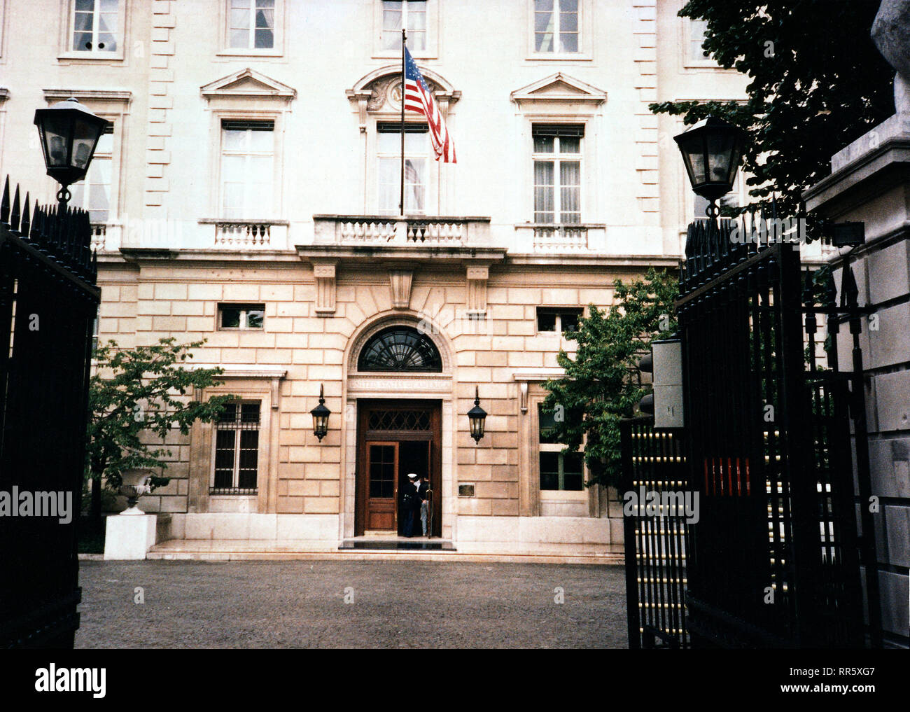 Historical Embassies Consulates And Chancery Buildings