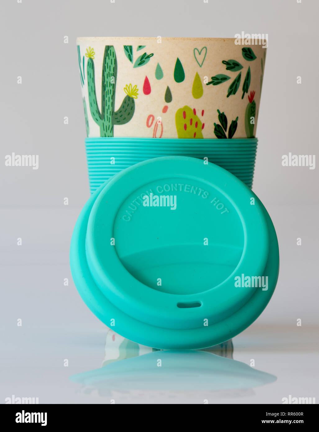With Friendly Non Biodegradable Eco Plastic Travel Teacofee Mug EDH92IW