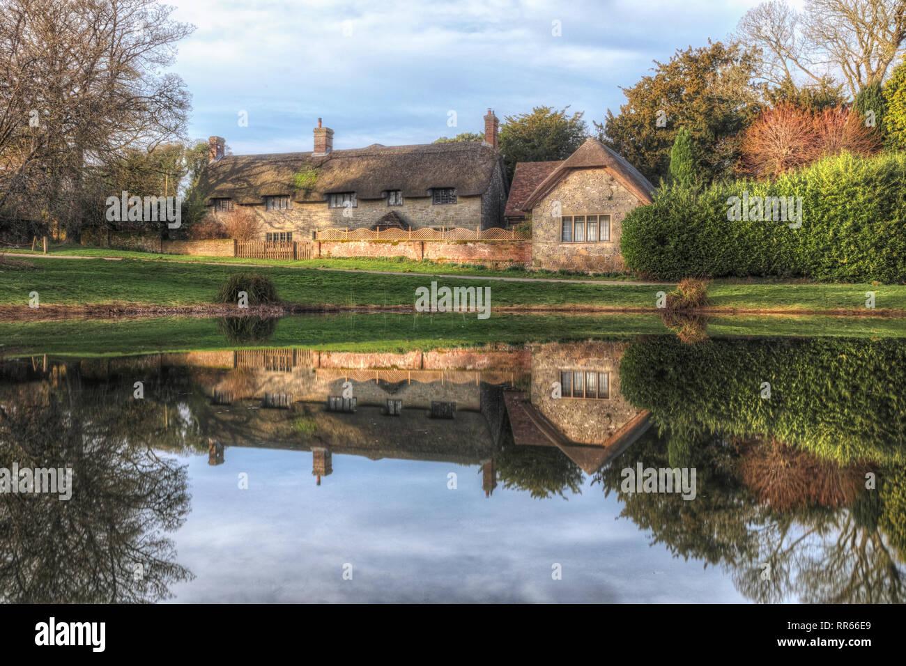 Ashmore, Dorset, England, UK Stock Photo