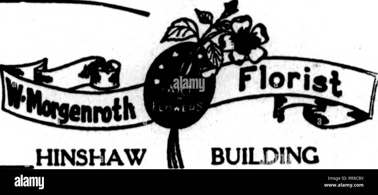 Florists Review Microform Floriculture Winston Salem
