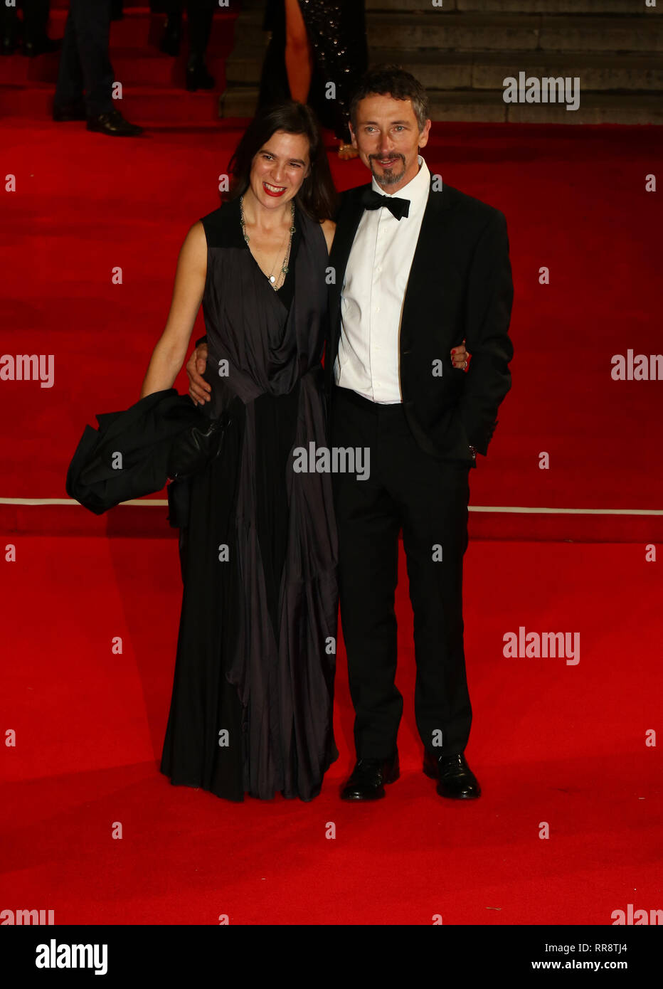 Oct 26, 2015 - London, England, UK -  James Bond Spectre World Premiere held at Royal Albert Hall:- Photo Shows: - Stock Image