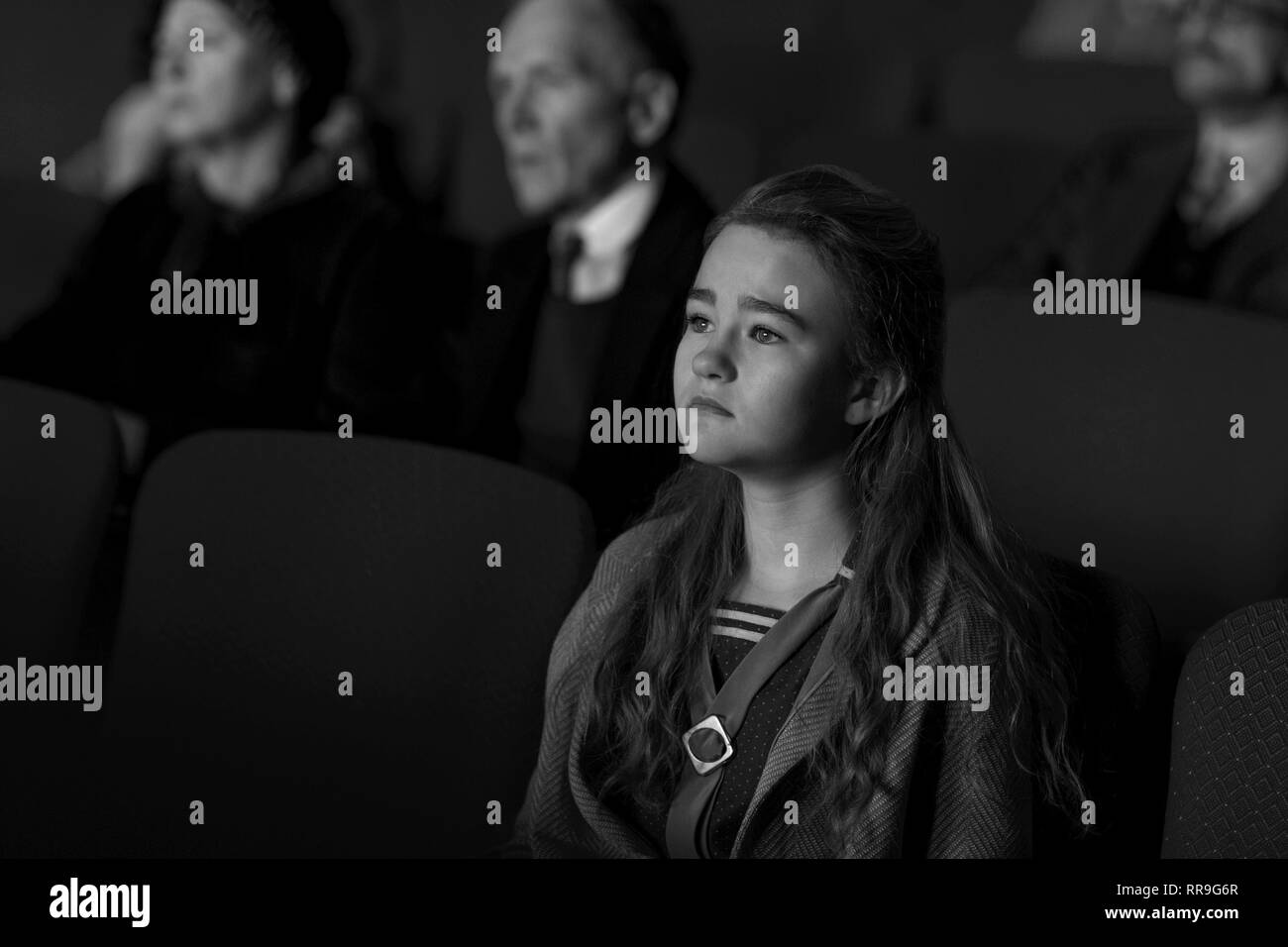 WONDERSTRUCK, MILLICENT SIMMONDS, 2017 - Stock Image