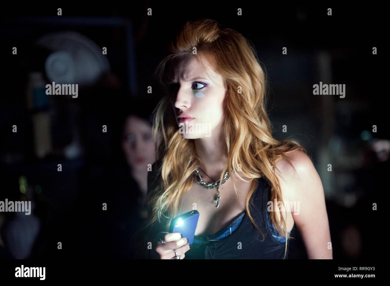 AMITYVILLE: THE AWAKENING, BELLA THORNE, 2017 - Stock Image