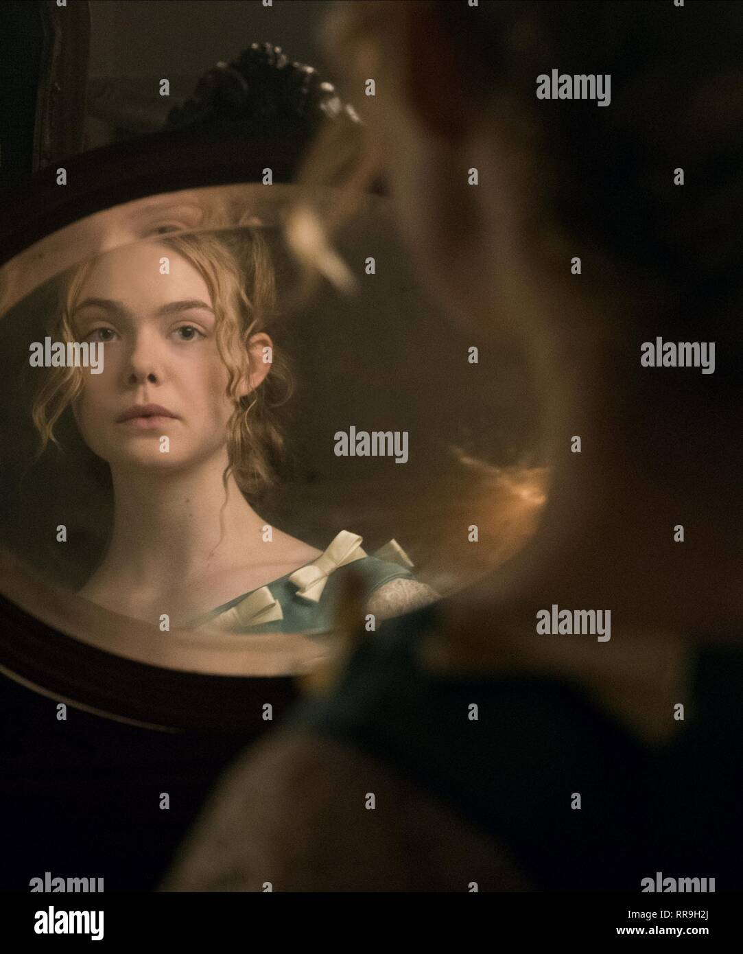 THE BEGUILED, ELLE FANNING, 2017 - Stock Image