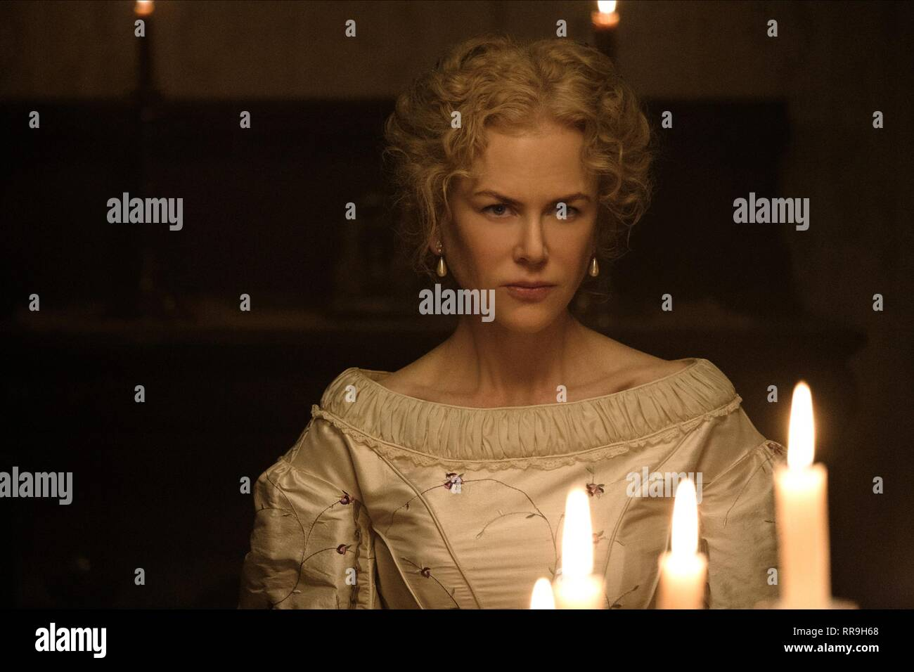 THE BEGUILED, NICOLE KIDMAN, 2017 - Stock Image