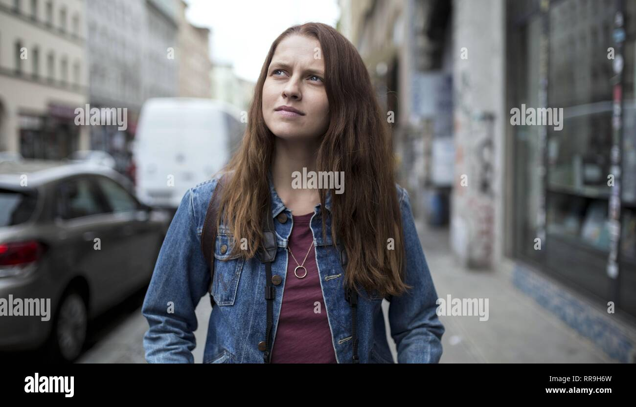 BERLIN SYNDROME, TERESA PALMER, 2017 - Stock Image