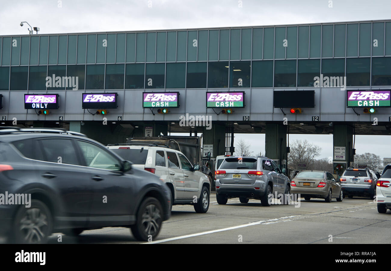 New Jersey Turnpike Stock Photos & New Jersey Turnpike Stock