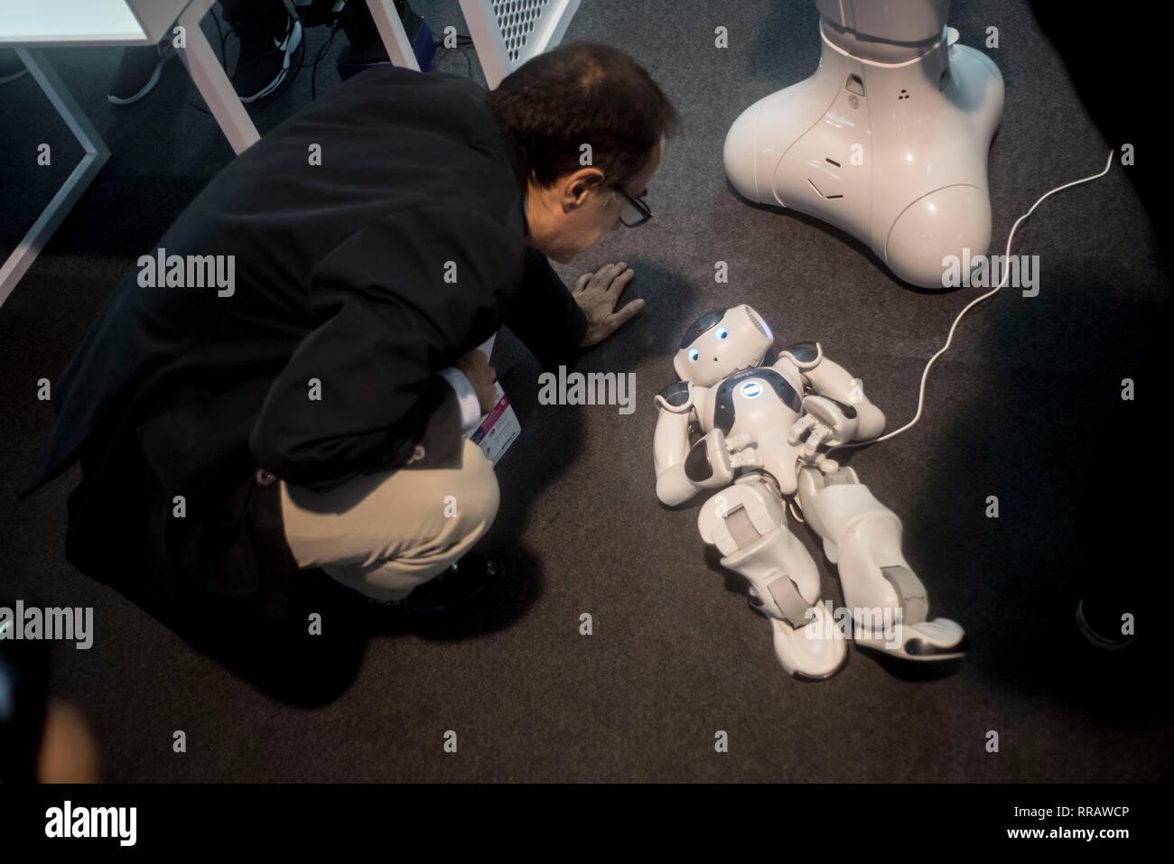 Event Robot Stock Photos & Event Robot Stock Images - Alamy