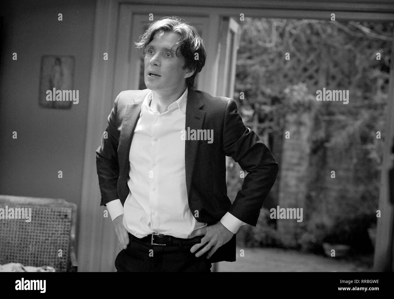 THE PARTY, CILLIAN MURPHY, 2017 - Stock Image