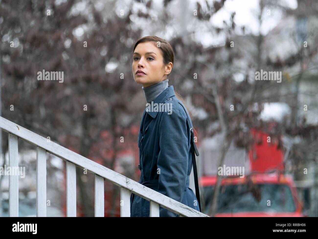 AFTERMATH, HANNAH WARE, 2017 - Stock Image