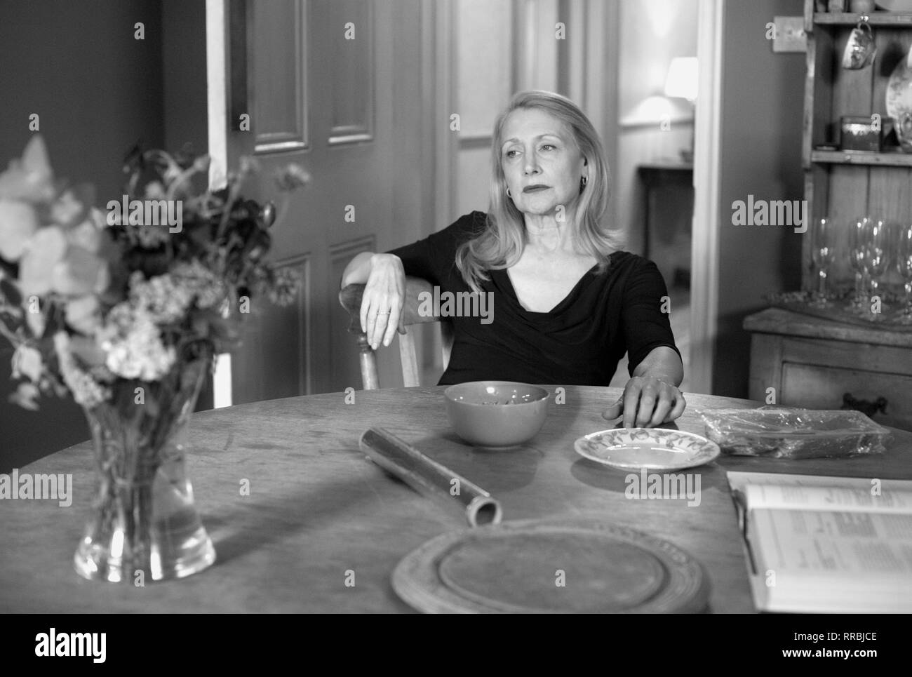 THE PARTY, PATRICIA CLARKSON, 2017 - Stock Image