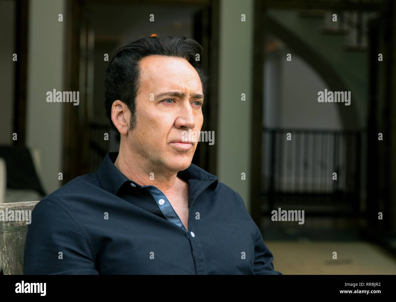 INCONCEIVABLE, NICOLAS CAGE, 2017 - Stock Image