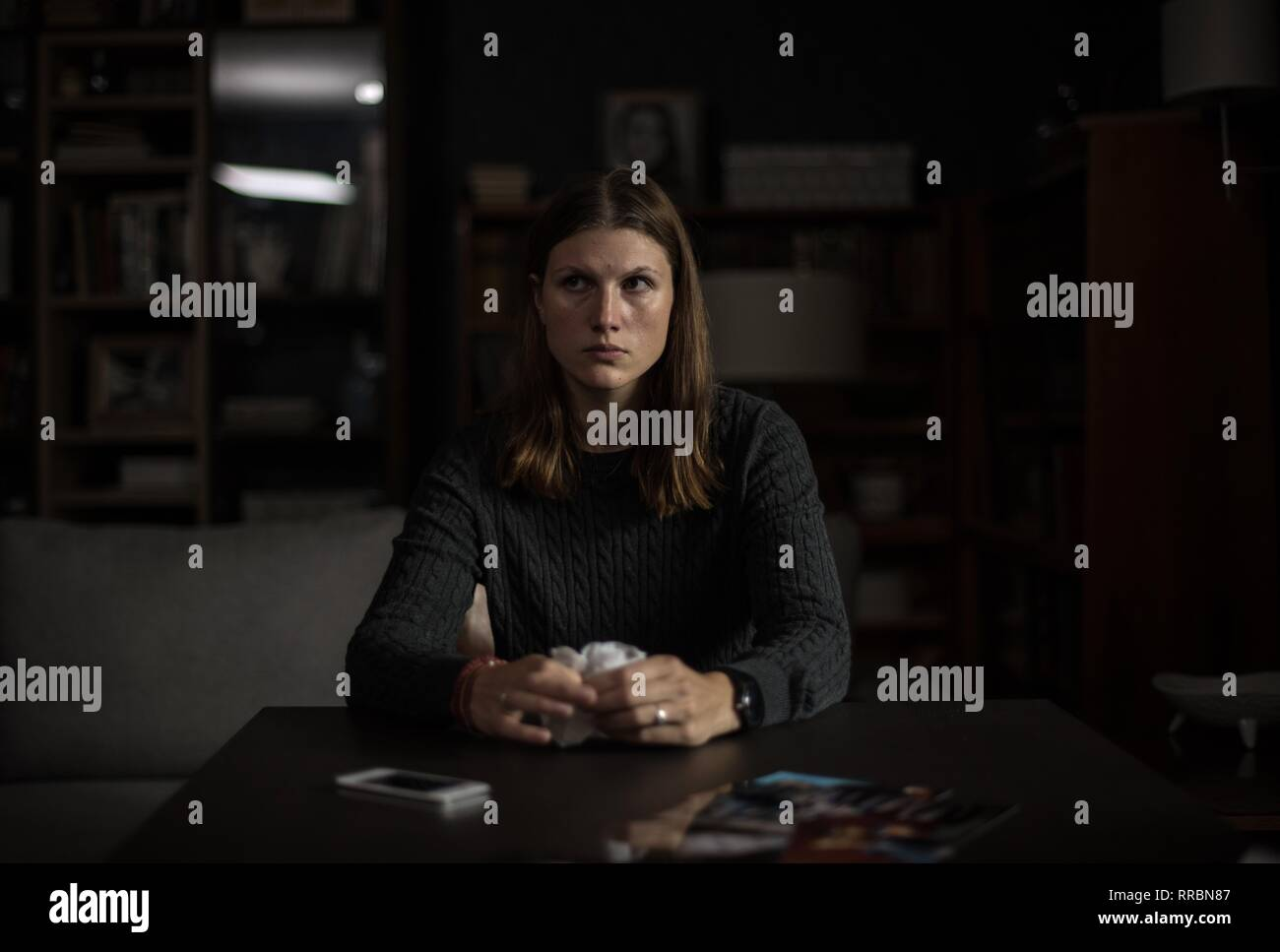 LOVELESS, MARYANA SPIVAK, 2017 - Stock Image