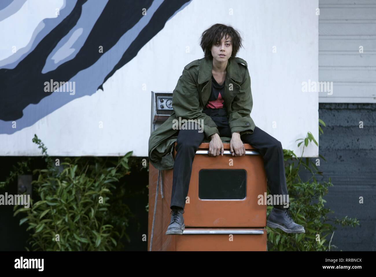 LEGION, AUBREY PLAZA, 2017 - Stock Image