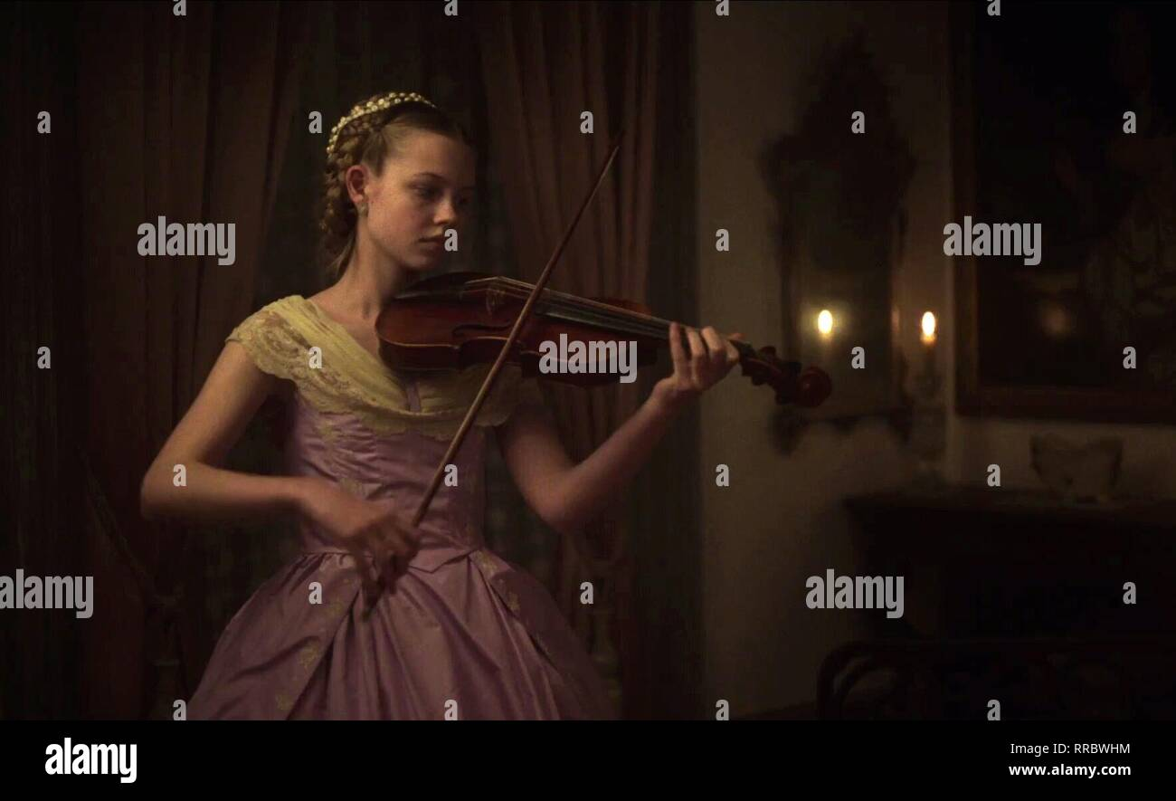 THE BEGUILED, ANGOURIE RICE, 2017 - Stock Image