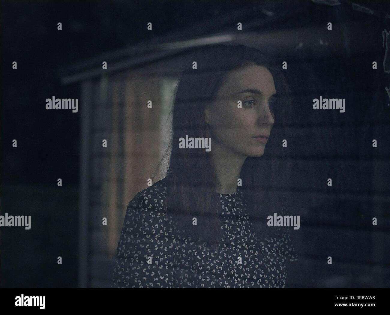 A GHOST STORY, ROONEY MARA, 2017 - Stock Image