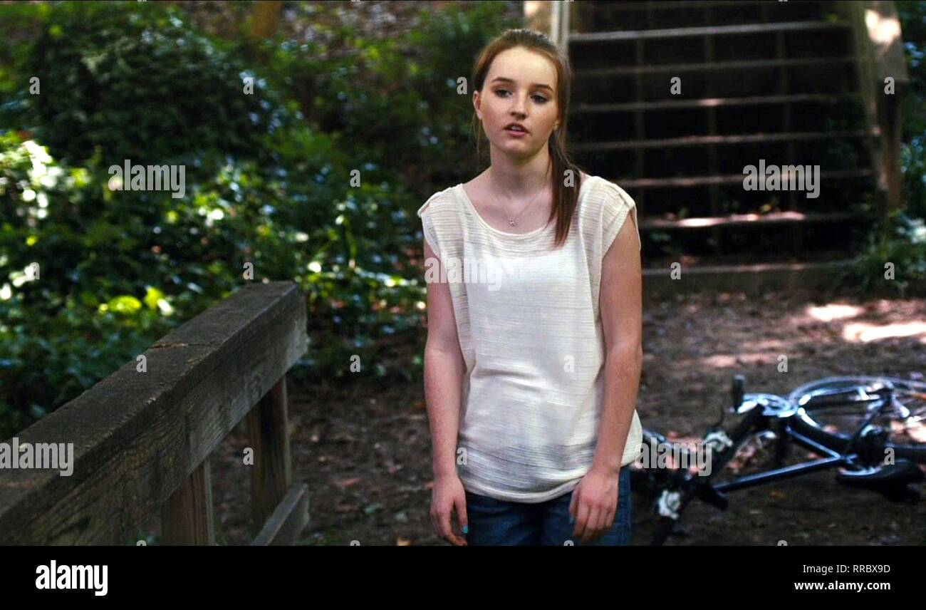 ALL SUMMERS END, KAITLYN DEVER, 2017 - Stock Image